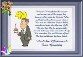 sprüche zum 40 geburtstag lustig sprüche zum 40 geburtstag mann vorlagen