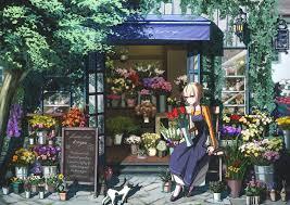 flower store 108tooya image 1640390 zerochan anime image board