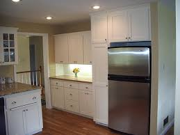 built in cabinet for kitchen kitchen cabinet refrigerators cabinets were built deeper to create