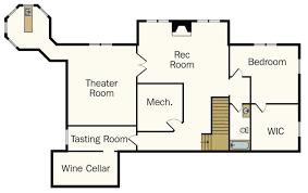 modern cabin home plans golden eagle log homes mywoodhome com