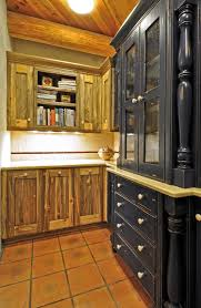 Rustic Pine Kitchen Cabinets by Colorado Beetle Kill Pine Kitchen Rustic Kitchen Denver By