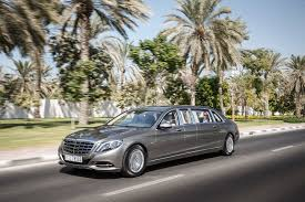 maybach car mercedes benz mercedes maybach pullman dubai backseat ride automobile magazine