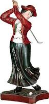 modern lovely golf statues home decorating golf statues home