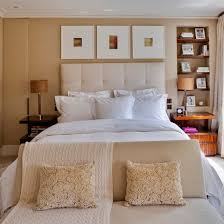 Neutral Bedroom Decorating Ideas - magnificent neutral bedroom ideas white color bed brown interior