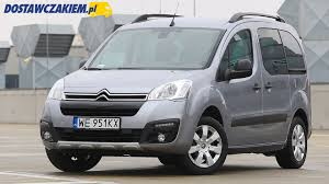 citroen berlingo test citroën berlingo ii multispace 1 6 hdi 100 km youtube