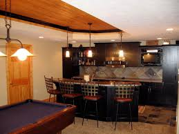 Easy Basement Bar Ideas Exterior Astounding Basement Bar Ideas With Light Bulb Decor