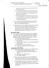 page constitution of the republic of south africa 1996 from