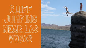 things to do in las vegas cliff jumping youtube