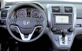 Honda Crv Interior Pictures Mt Then And Now 1997 1999 2005 2007 2012 Honda Cr V