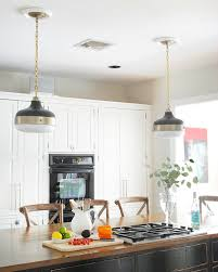 Black Pendant Lights For Kitchen New Kitchen Pendants The Chronicles Of Home
