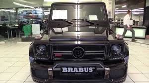 mercedes g class 2016 brabus 700 g class 2016 in depth review interior exterior youtube