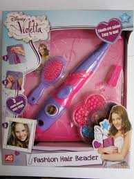 hair beader juguetes madrid violetta fashion hair beader