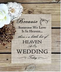 burlap wedding sign u2013 knot and nest designs