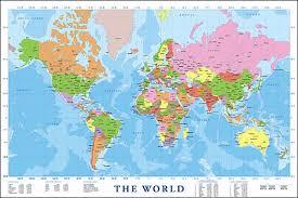map of the modern map of the deboomfotografie