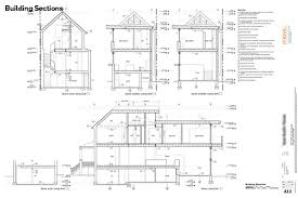 floor plan and elevation drawings the process of design construction documents moss architecture