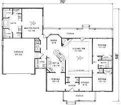 Ranch Farmhouse Plans Country Ranch House Designs
