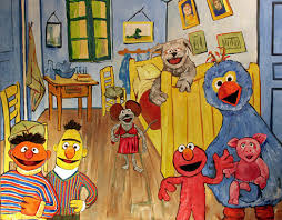 vincent van gogh bedroom the sesame workshop blogsesame around the world archives page 4 of