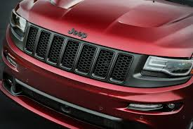 srt jeep red the jeep srt night with custom wheels is stealthy good