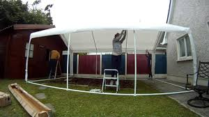 party tent youtube