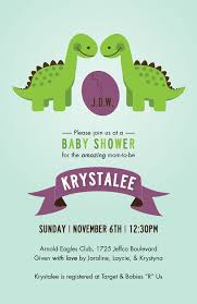 baby shower posters baby shower invitations free dinosaur baby shower invitations
