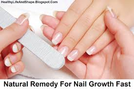 top 5 natural remedy for nail growth fast and strength healthy