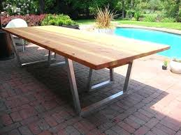 modern outdoor dining furniture modern outdoor dining tables sale