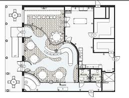 sensational floor plan design for bakery 6 kitchen planning home act