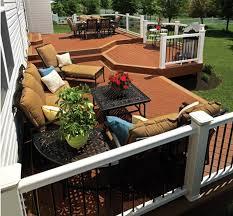 Picture Of Decks And Patios Decks U0026 Patios Wood U0026 Composite Decking Lindus Construction