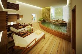 spa bathroom design ideas grandly scaled design and ideas