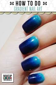makeup tutorials gradient nail art makeup tutorials