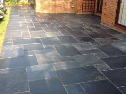 Slate Patio Pavers Slate Patio Paving Restored Tile Cleaner Tile Cleaning Effective