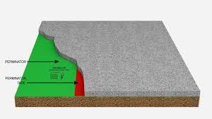 concrete vapor barriers vapor retarders w r