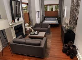 Studio Apartment Ideas Interior Design With  Urban Small Style - One room apartment design ideas