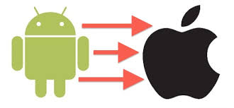 how to copy contacts from android to iphone how to copy contacts from android to ios on iphone 6 quickly macdrug