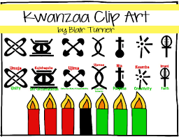 kwanza decorations image search included 3 frames 7 symbols of kwanzaa 7 principles