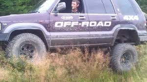 opel monterey off road 3 2 v6 zmota youtube