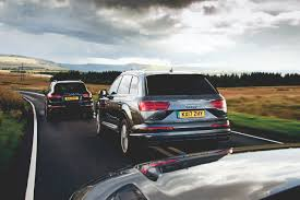 range rover velar vs sport range rover velar vs porsche cayenne vs audi q7 luxury suv mega