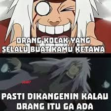 Meme Anime Indonesia - gambar meme komik naruto lucu indonesia gambar kata kata