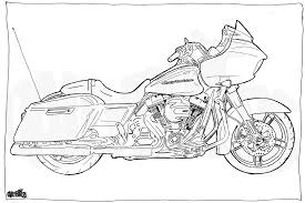 hd wallpapers harley davidson coloring pages to print