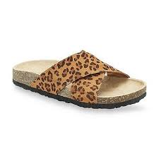 kmart s boots on sale joe boxer s elsa brown leopard from kmart