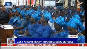 21st anniversary thanksgiving service sermon prt 1
