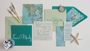 megan kevin s marco island wedding invitations photos lovely