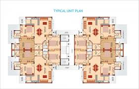 Kfc Floor Plan by Riverdale Apartments Zirakpur
