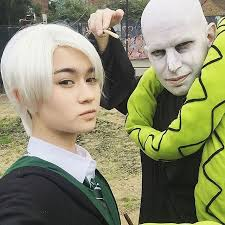 Lord Voldemort Halloween Costume 35 Creative Costumes Harry Potter Superfans Lord Voldemort