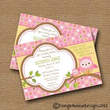 pink owl baby shower invitations owl baby shower invitation diy printable baby christian