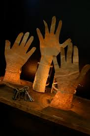 Halloween Crafts Made Out Of Paper by Best 25 Creepy Hand Ideas Only On Pinterest Arm Anatomy