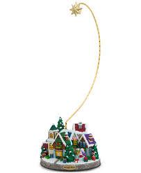 christopher radko christmas village ornament stand holiday lane