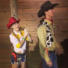 Halloween Costumes Pairs 25 Woody Toy Story Costume Ideas Jessie Toy
