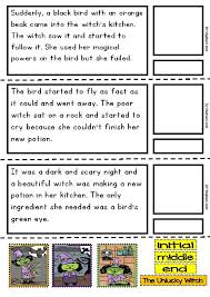 brilliant ideas of cut and paste story sequencing worksheets on