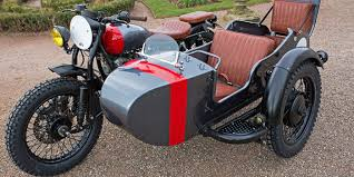 four seat a four seat ural motorcycle is cooler than your minivan